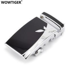 WOWTIGER высокое качество цинковый сплав автоматический для мужчин пряжка ремня подходящая для 3,5 см Букле Де ceinture ebilla cinturon Мужской пряжка