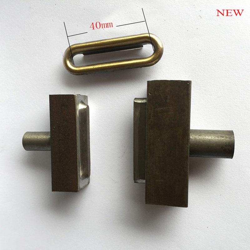 1 1/2 Inch (40mm) Grommet Eyelet Setter, Oval Eyelet Setting Tools