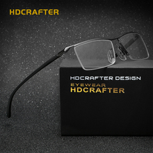 HDCRAFTER Hot 2017 Eyewear TR90 Alloy Frames Myopia Glasses Reading Spectacle Frame Comfortable Slip-resistant Eyeglasses Frames