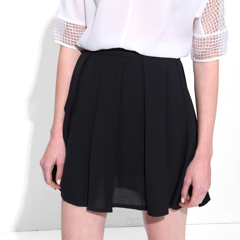 Compare Prices on Short White Pleated Skirt- Online Shopping/Buy ...