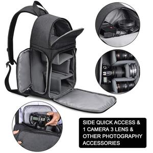 Image 3 - Máy Ảnh DSLR Túi Khoác Vai Chéo Dành Cho Nikon Z50 Z7 Z6 Z5 D780 D750 D7500 D7200 D7100 D5600 D5500 d5300 D3500 D3400 D3300