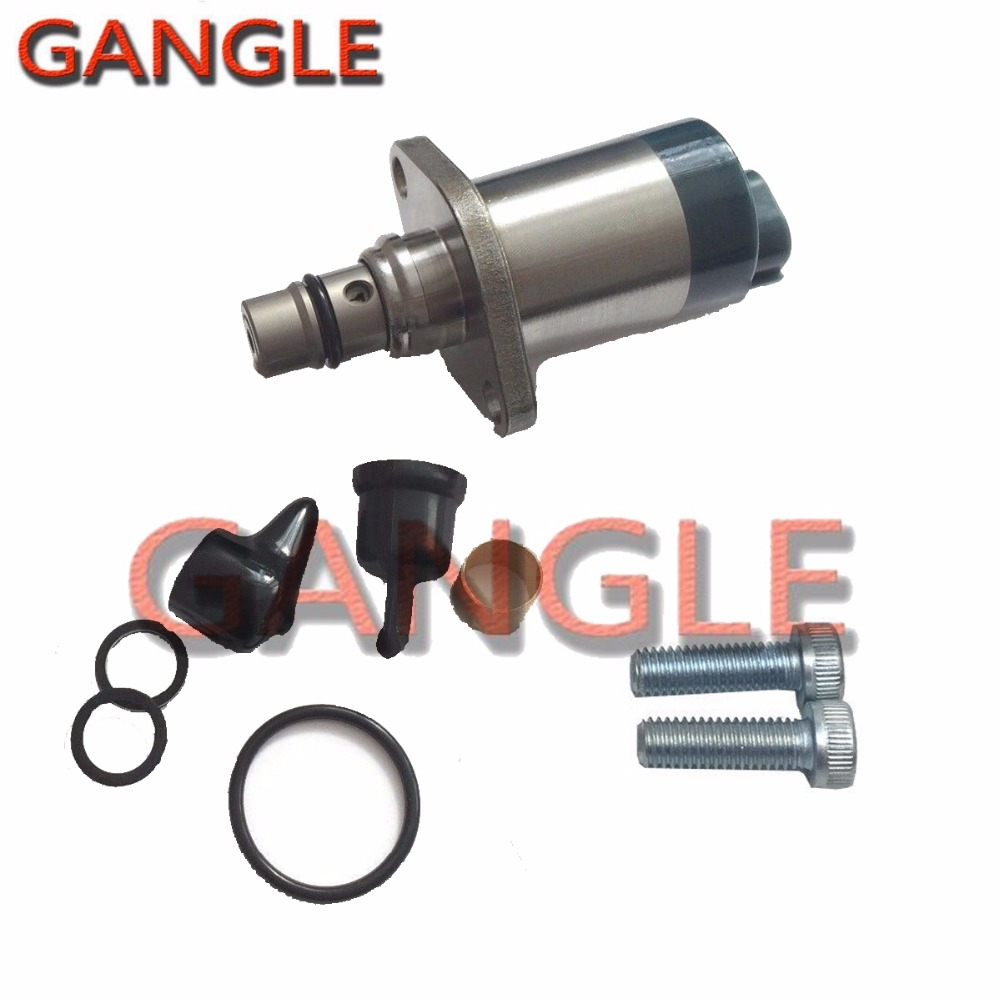 High Pressure Fuel Pump Regulator Suction Control SCV Valve For Nissan  Murano Navara NP300 2.5 di dci 8 98145455 1 98145455-in Pressure Sensor  from ...