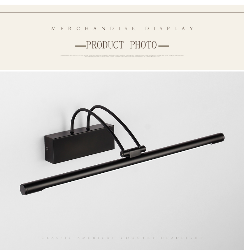 moderna imagem preta arandela luminárias iluminação do banheiro