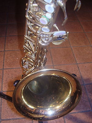 SELMER MARK VI NEW YORK ELKHART LONDON Tenor Sax Saxophone