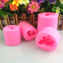 1 Pcs Mold Four Kinds of Coral Sugar Crystal Silicone Mold C