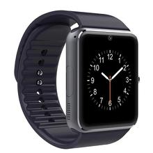 ZAOYIEXPORT Bluetooth smart watch GT08 wearable devices support SIM TF Card for iphone huaiwei xiaomi Android Phone pk u8 dz09