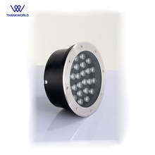 VW Luminaire Underground Light Waterproof Recessed Led Floor Lights 24W outdoor led step light IP67 inground landscape lighting