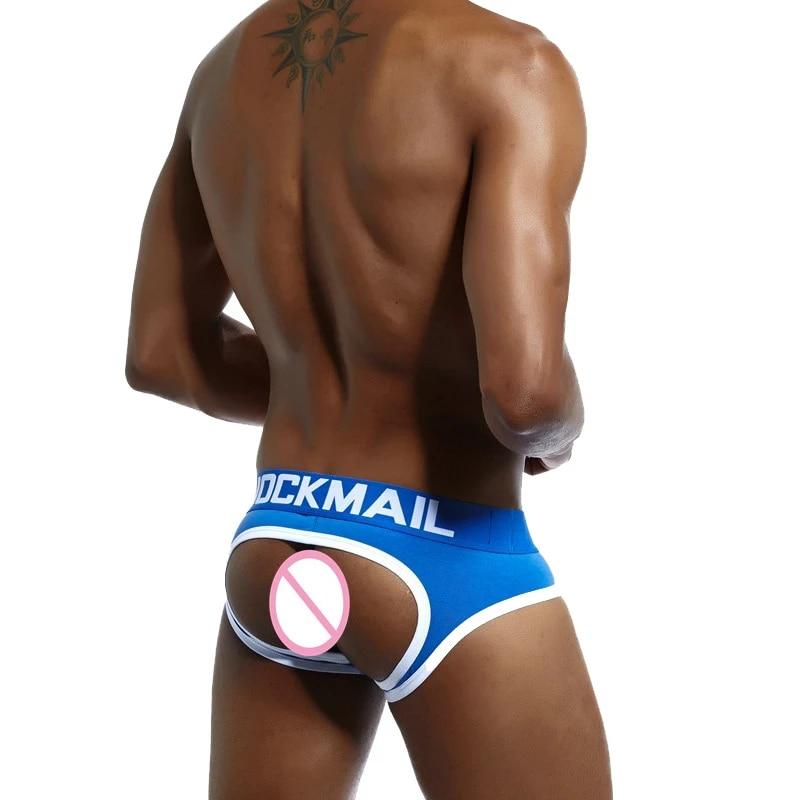 Open Butt Panties