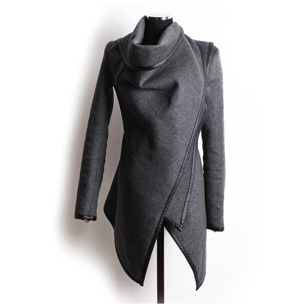 Cotton Pea Coat Womens - Coat Racks