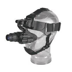 Оригинальный монокуляр ночного видения Pulsar 74095 1x20 NV scope Challenger GS1x20 и компактные комплекты для крепления на голову