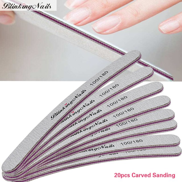 Nice Stone Nail File Set Collection - Nail Paint Design Ideas ...