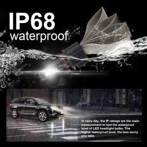 Image 4 - Roadsun S7 سيارة المصابيح الأمامية LED H7 H4 9005 H11 H8 H9 HB1 H1 HB3 9006 9007 880 H27 12V 55W 6000K 12000LM مصباح السيارات لمبة إضاءة
