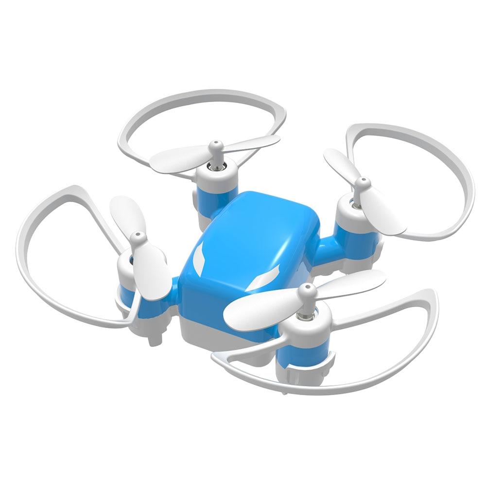 Quadcopter Mini G-Sensor Flashing One Key Landing 2.4GHz 4CH 6 Axis Gyro Aircraft Drone High Performance Lightweight Durable