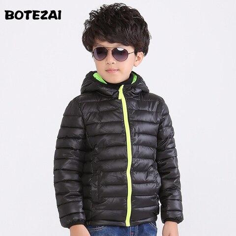 criancas outerwear menino e menina inverno quente casaco com capuz criancas algodao acolchoado roupas menino