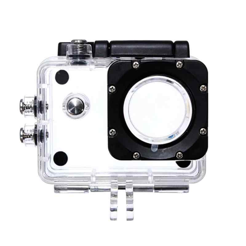 Underwater Waterproof Case Outdoor Sport Action Camera Protective Box Case for SJCAM SJ4000 SJ4000 WIFI Plus Eken h9