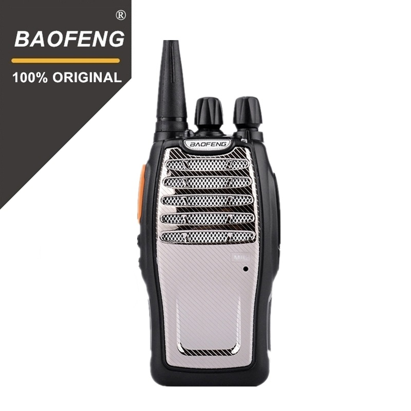 100% Original Baofeng A5 Two Way Radio 5W 16CH Video Walkie Talkie BF A5 FM Transerivern Woki Toki-in Walkie Talkie from Cellphones & Telecommunications