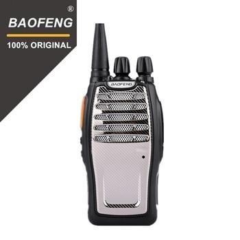 100% Original Baofeng A5 Two Way Radio 5W 16CH Video Walkie Talkie BF-A5 FM Transerivern Woki Toki 100% original baofeng bf c1 walkie talkie 16ch two way radio woki toki uhf portable ham radio 5w flashlight pmr transceiver