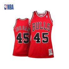 b180871fa1c2 ... Original NBA Jerseys MN Chicago Bulls Michael Jordan Competition Season  1994-95 AU Retro Jerseys ...