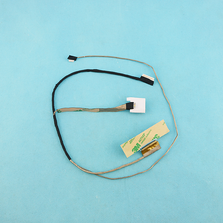NEW for Lenovo IdeaPad Y400 Y400N Y410P Y430P LCD video screen cable DC02001L300