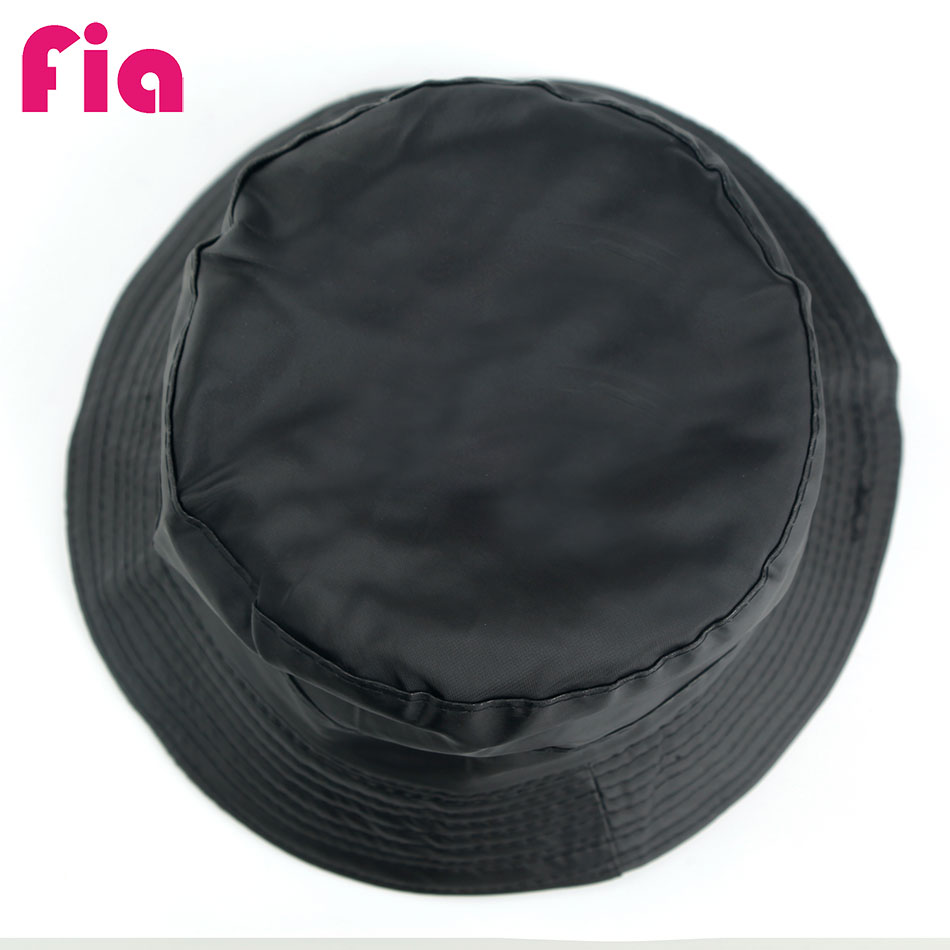 Panama Rain Hat Waterproof Bucket Hats Foldable Wide Brim Cap for Men and  Women ZZ4026-in Bucket Hats from Apparel Accessories on Aliexpress.com  1dc1a6491eb