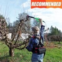Telescopic electric scissors orchard garden electric pruner