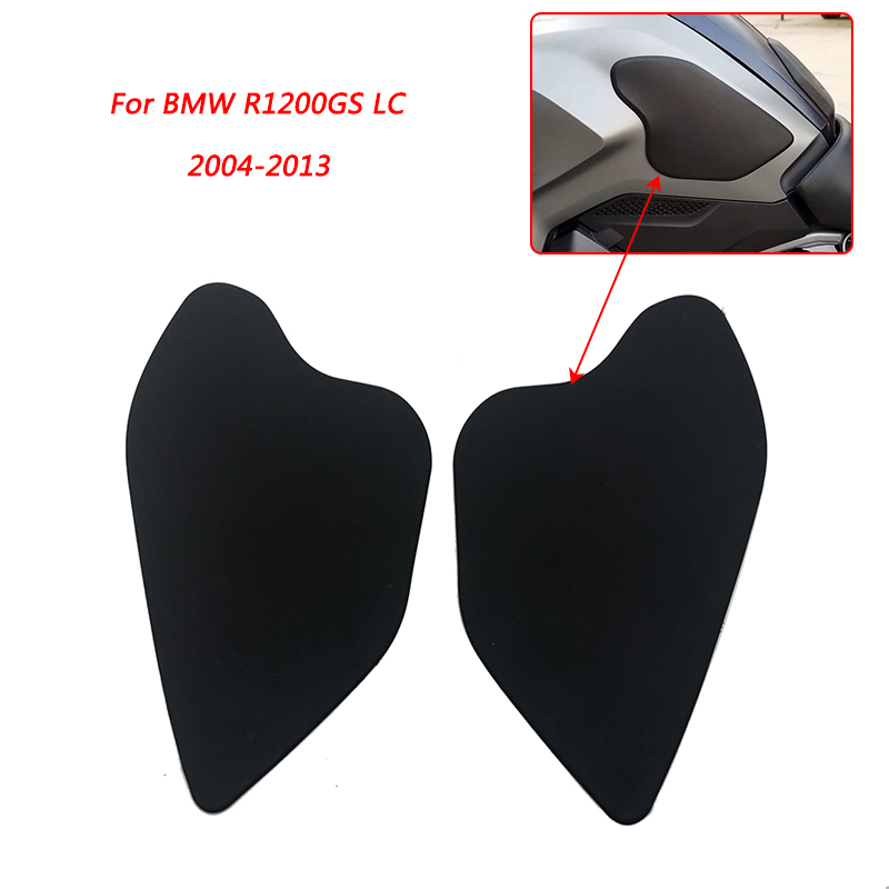 <font><b>R1200GS</b></font> Motorcycle 3M Anti slip Fuel Tank Pad Side Gas Knee Grip Traction Pads For BMW R1200 GS LC 2004-2013 2010 <font><b>2011</b></font> 2012 09 image