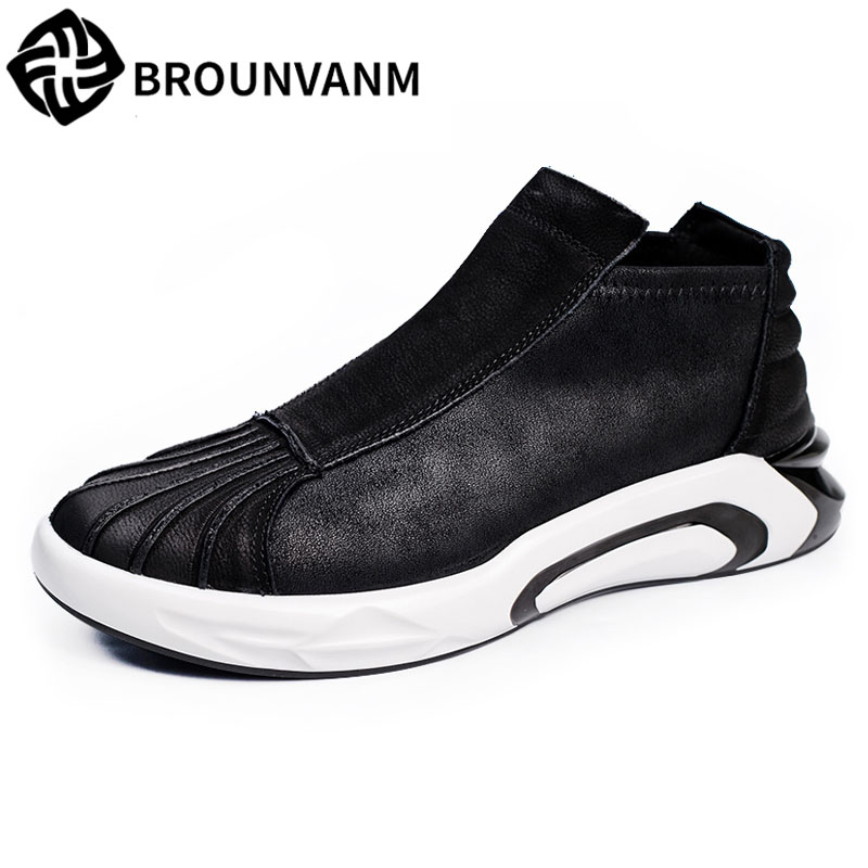 men's leather soled British Wind tide short boots with male cashmere thermal pedal men boots Leisure shoes  casual boots zosuo men boots buckle desert british male boots leather martin boots tide retro tooling men s shoes zs337