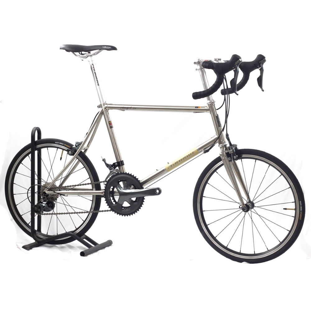 TSUNIMA Chrome Steel Bike 20