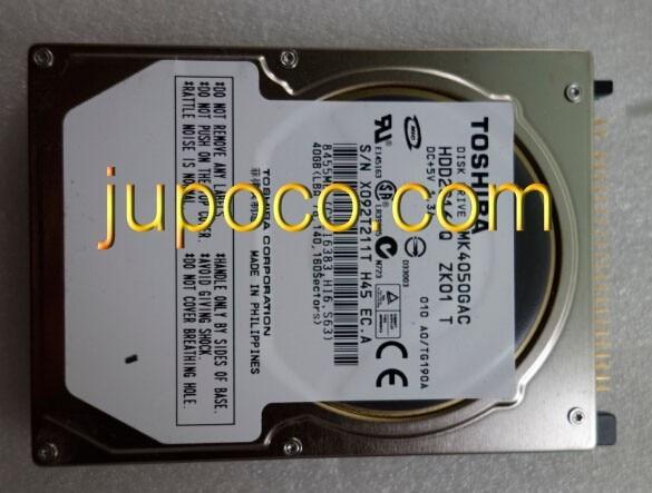 Бесплатная доставка MK4050GAC диск HDD2G16 T ZH01 T DC + 5 В 1.3A 40 ГБ для Mercedes-Benz автомобиль HDD навигационные системы