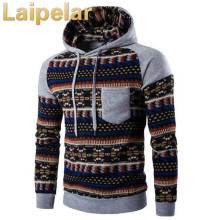 Laipelar Newest Mens Winter Hoodies Casual Hooded Sweatshirt Men Outwear Autumn Tops Pullovers Clothing