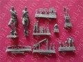 Brinquedos resina S-3109 Russo Maxim MG Equipe, Kursk 1943 Frete grátis