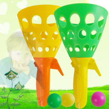 Throw The Ball Catch Ball Basket Toys Outdoor Fun Sports for Children Gift