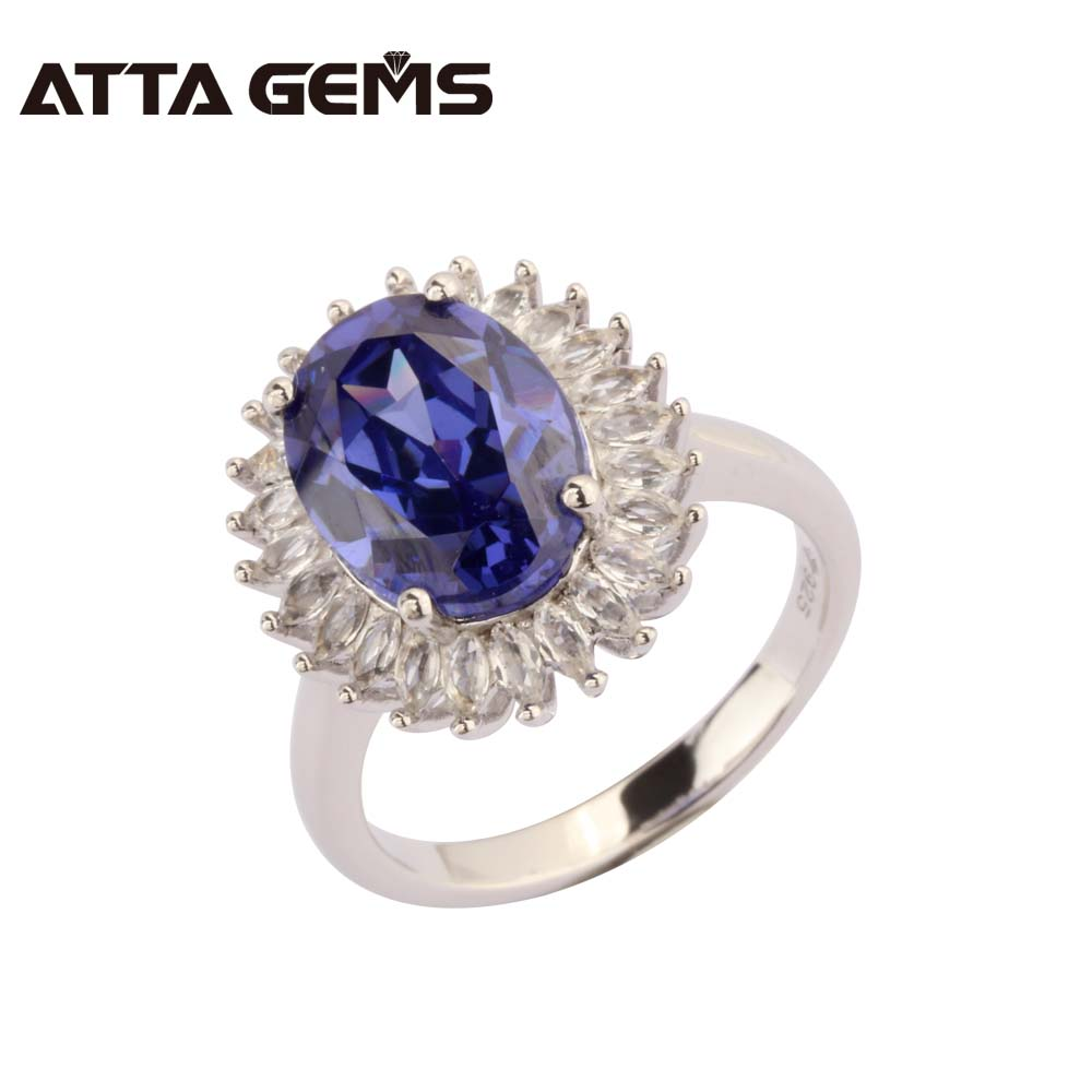 gems grading articles tanzanite value at ajs and oval