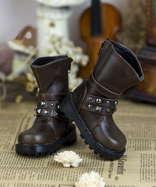 Lolita Flower Shoes Boots for 1//4 BJD Dollfie MSD DOD SOOM AOD Dollmore Luts New