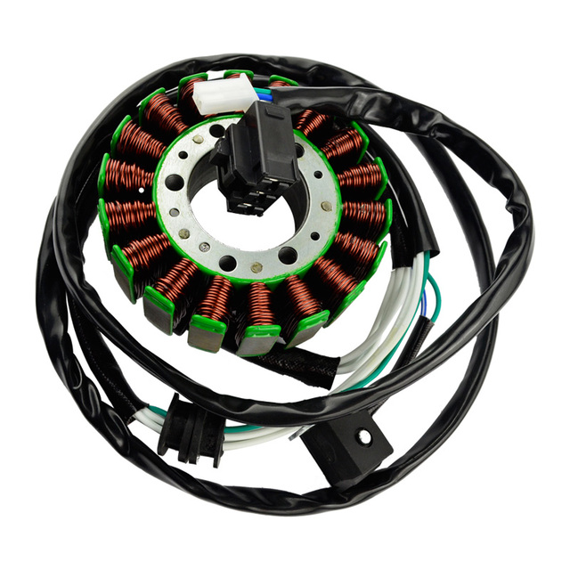 100% New High Output MOTORCYCLE MAGNETO Stator Coil For YAMAHA T-MAX500 2008-2011