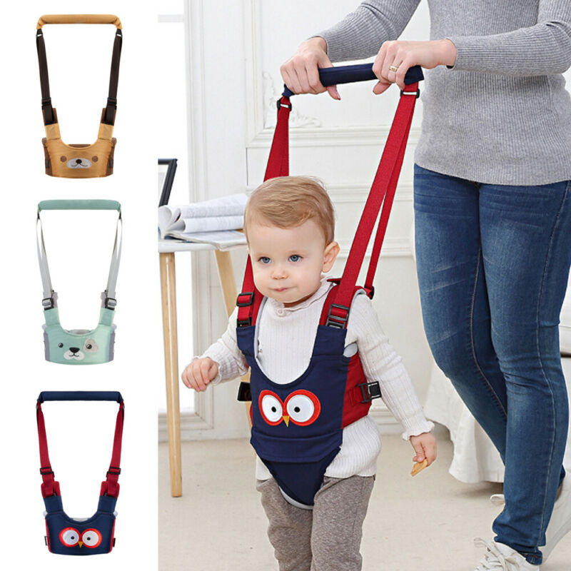 Baby Kids Safety Wing Walking Harness Toddler Anti-lost Belt Backpack Reins UK