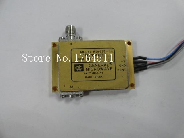 [BELLA] GENERAC MICROWAVE H1968B SMA Supply Voltage Controlled Attenuator
