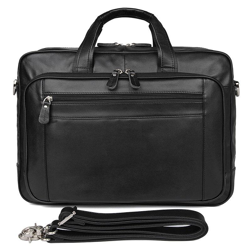 J.M.D 100% пояса из натуральной кожи черные туфли высокого качества для мужчин's Портфели Бизнес Дорожная сумка классический стиль портативный