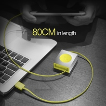 ROCK Retractable Charge & Sync Lightning Cable for iPhone
