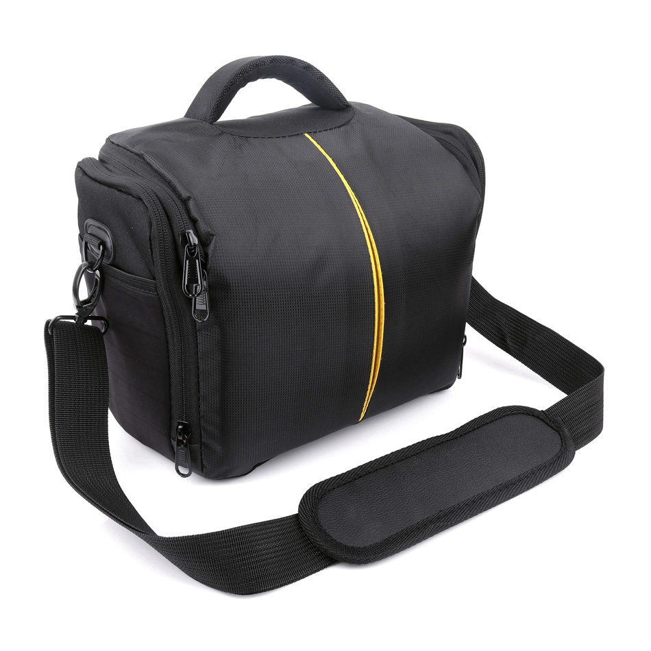 Camera Shoulder Bag Case For Pentax K-1 K-3 II  KP Black