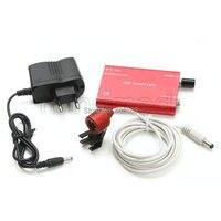 De boa qualidade Red Dental Portátil LED Head Light Lâmpada para Dental Binocular Médica Lupa