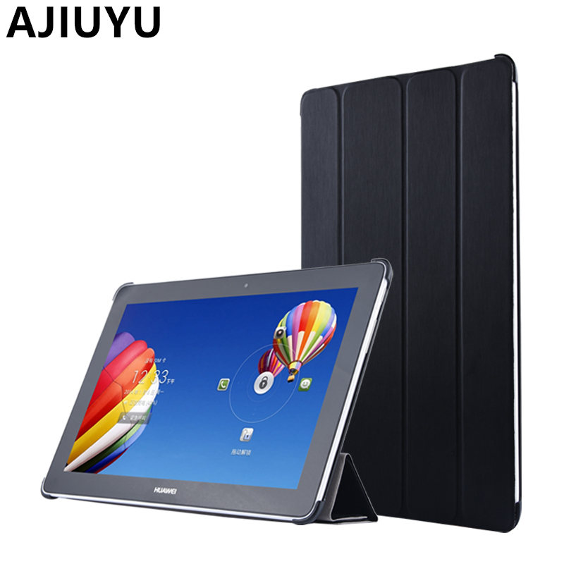 Case For Huawei MediaPad Link PU Protective Smart cover Protector Leather Tablet S10-201U S10-231u S10-231w S8-233L Case FHD S10 все цены