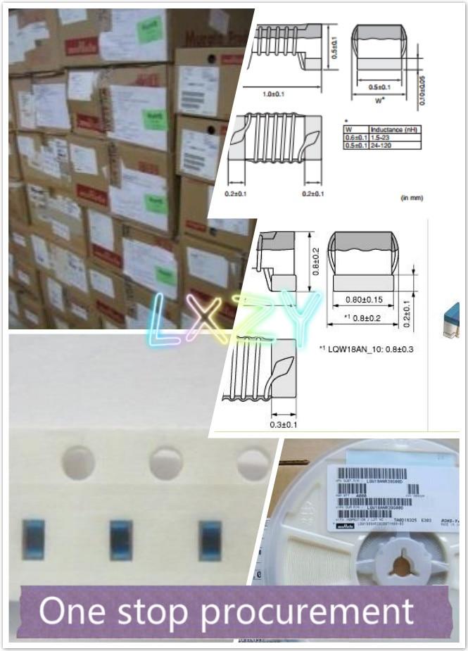 Free Shipping 500pcslot LQW15AN8N7H00D 8.7nH 3% 100MHz 540mA 0.14ohm 25 250MHz 5.5GHz