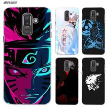 Naruto's Phone covers for Samsung Galaxy A9 A7 A8 A6 + Plus 2018 A5 A3