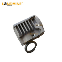 New Air Suspension Pump Air Compressor Cylinder Head With Piston Ring Repair Kits For VW Touareg