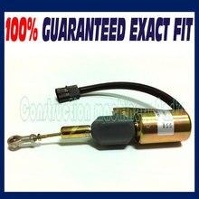 Case IH J991167 3991167 combustível desligado solenóide 87420952 580SL1840 5120 5130 5140