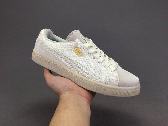 f0073080 Новое поступление 2018 Puma X BTS Smash женская обувь дышащие кроссовки  бадминтон обувь