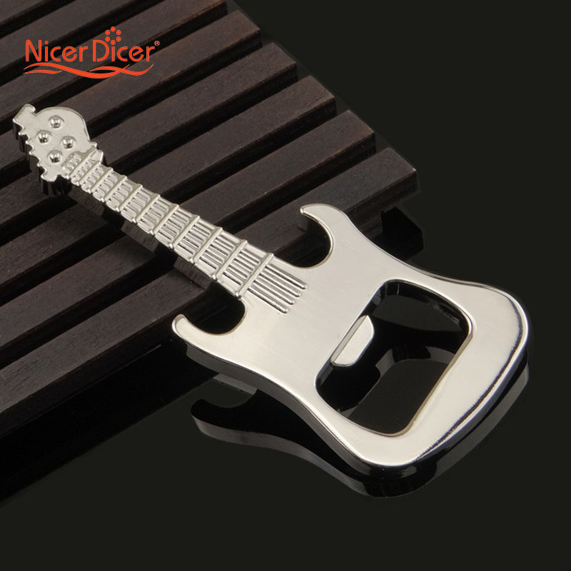 Zinc Alloy Guitar Shape Bottle Opener Keyring Metal Soda Cap Wine Beer  Openers Kitchen Accessories Bar Tool Gift Free Shipping In Openers From  Home U0026 Garden ...