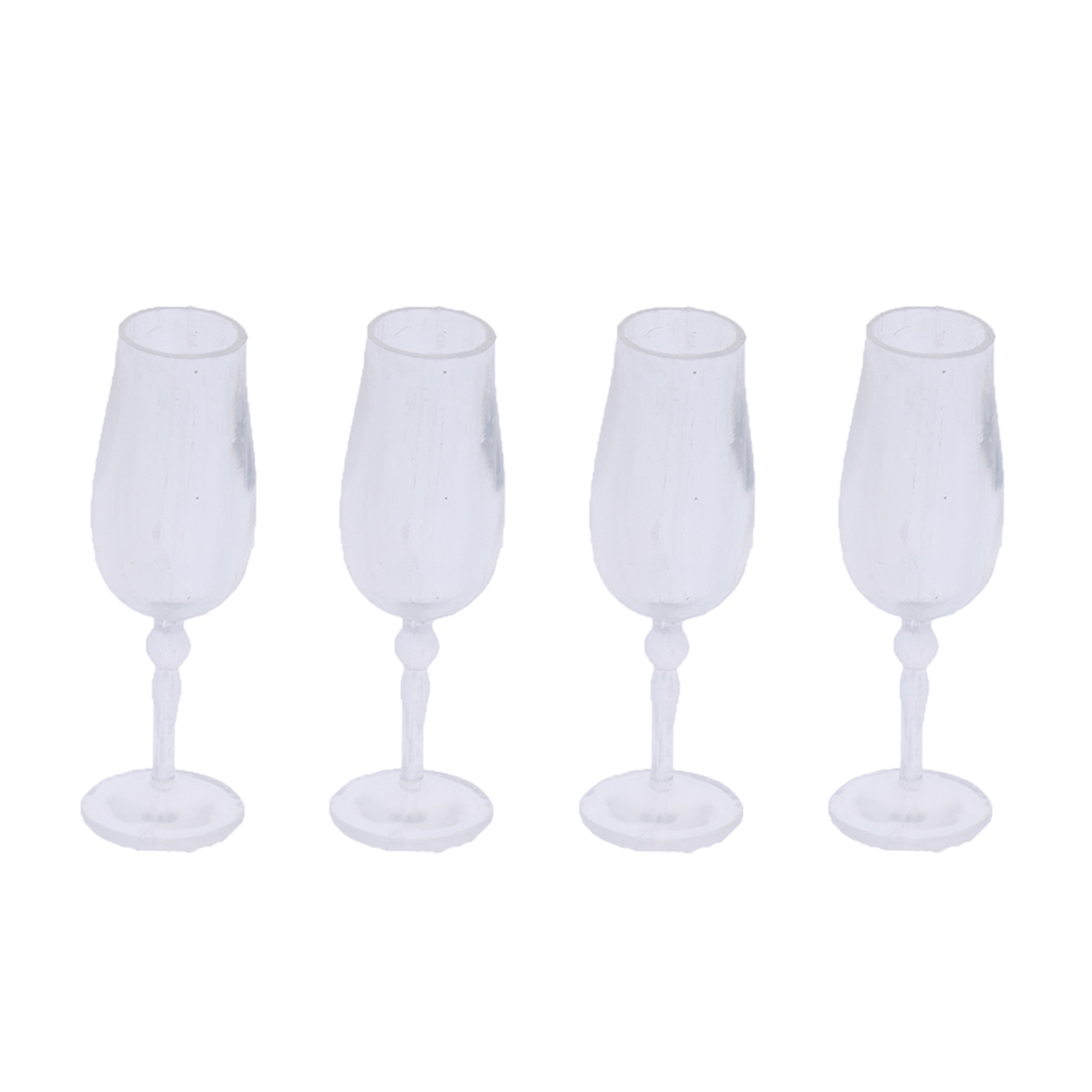 Doll Houses Official Website Dollhouse Miniature 1:12 Metal Silver Goblets Rack Red Wine Glass Holder Spo363