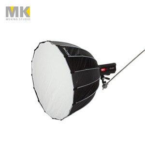 софтбокс для фотоаппарата стойка для вспышки и зонта софтбокс на вспышку Selens 190 см огромный диффузор Hexadecagon Softbox Bowens Balcar Elinchrom Hensel Profoto Speedring п...